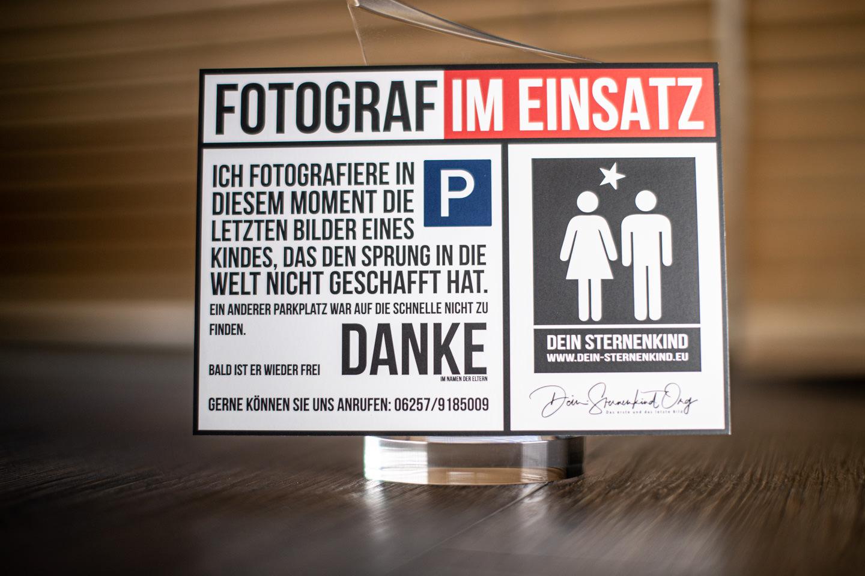 Parkkarte Ersatz